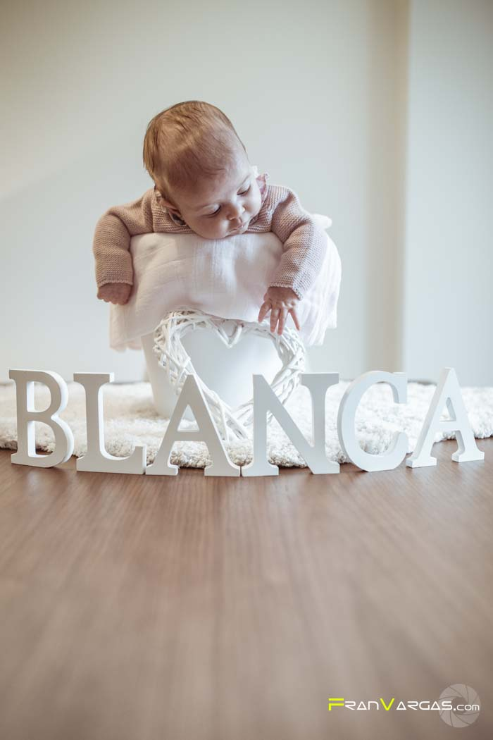 Fotografia de bebe,Málaga. Fran Vargas Photography