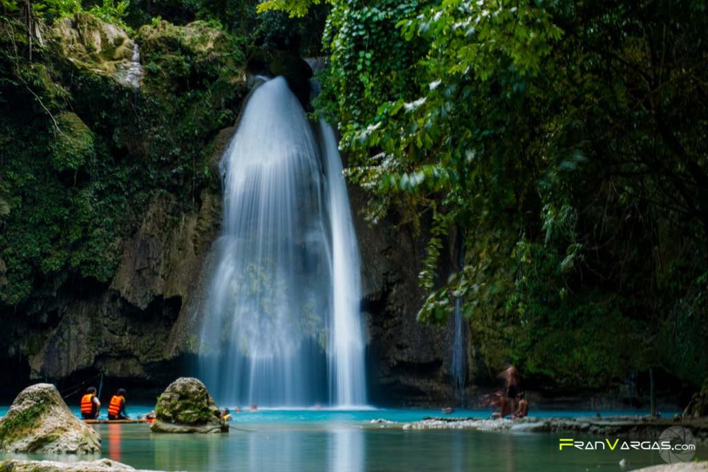 Kawasan Falls,Filipinas.Fran Vargas Photography
