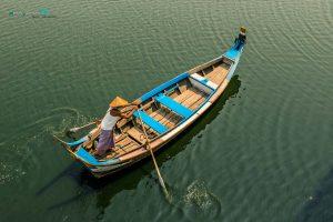 Birmano remando, Myanmar,FranVargas.com